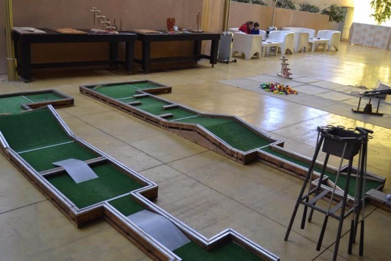 מיני גולף - בר מצווה